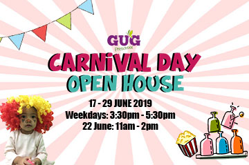Carnival Open House <span>17 June to 29 June</span>