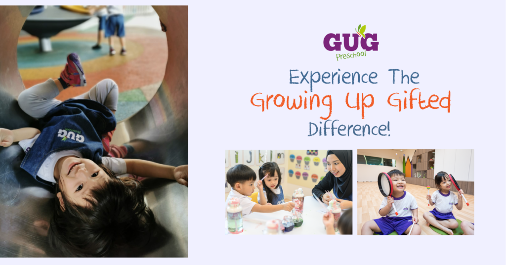 Experience the GUG Difference - Online!