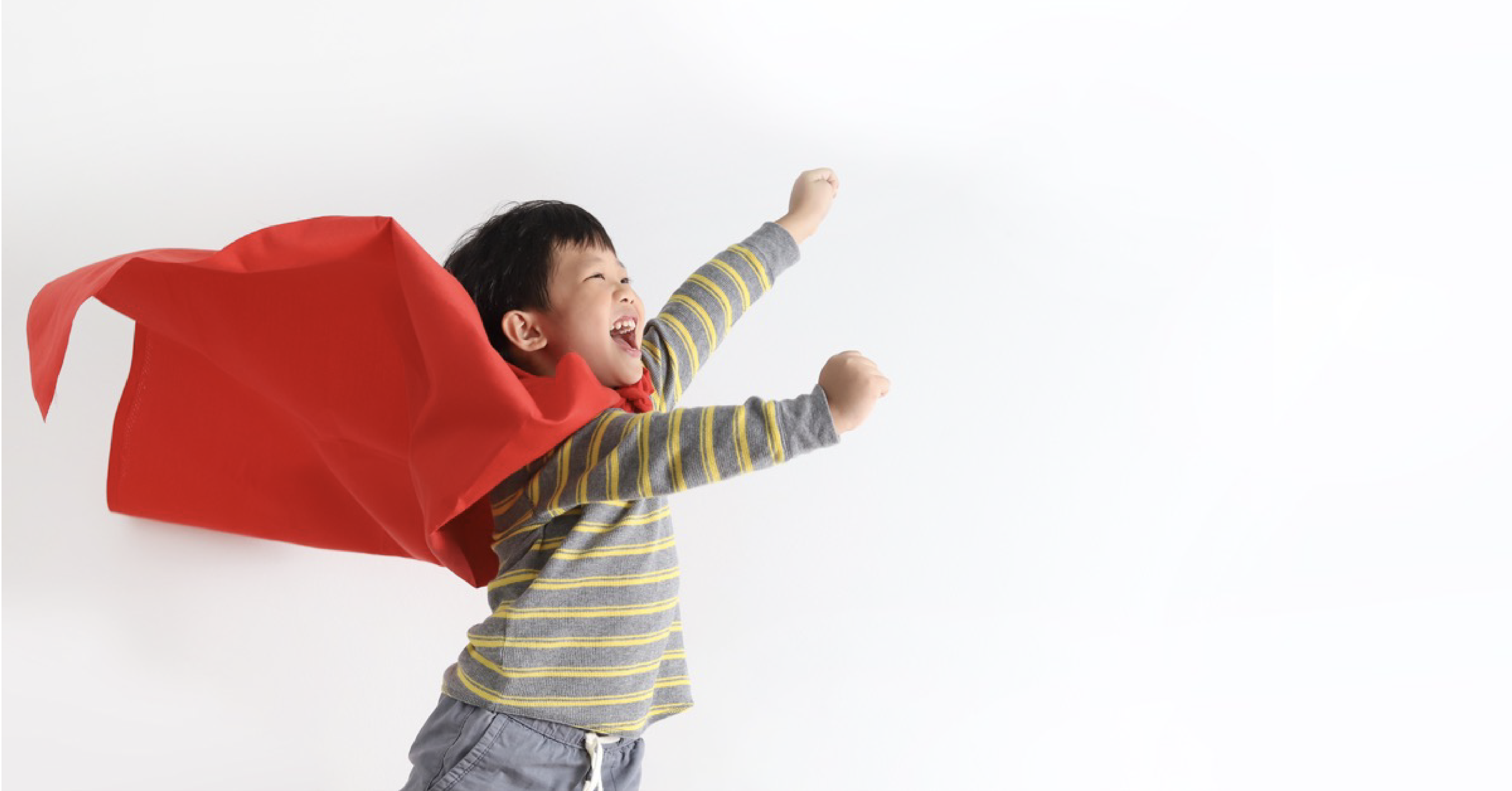 Helping Kids Find Their Hero Within