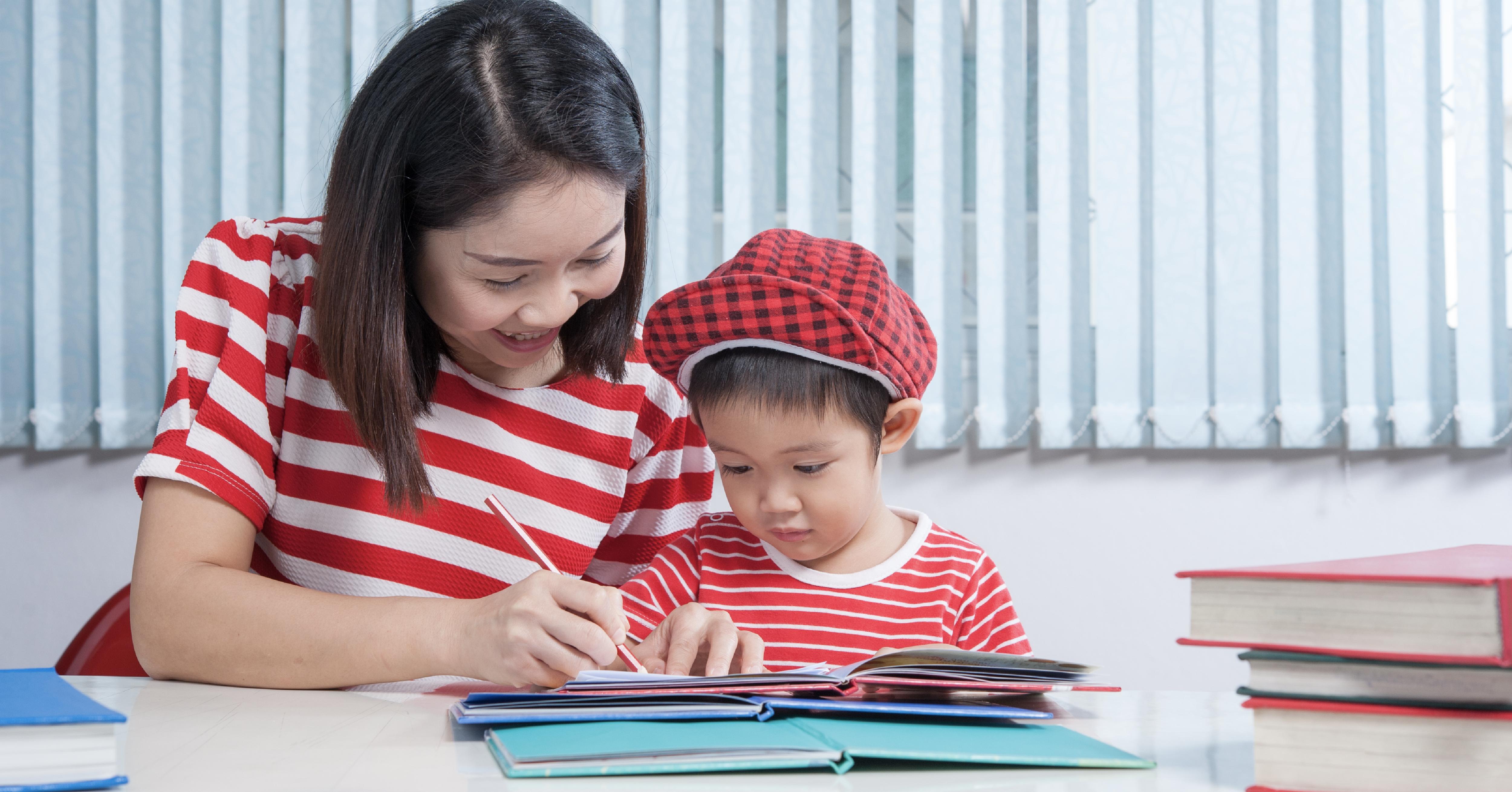 Stop Teaching Your Preschooler To Just Read