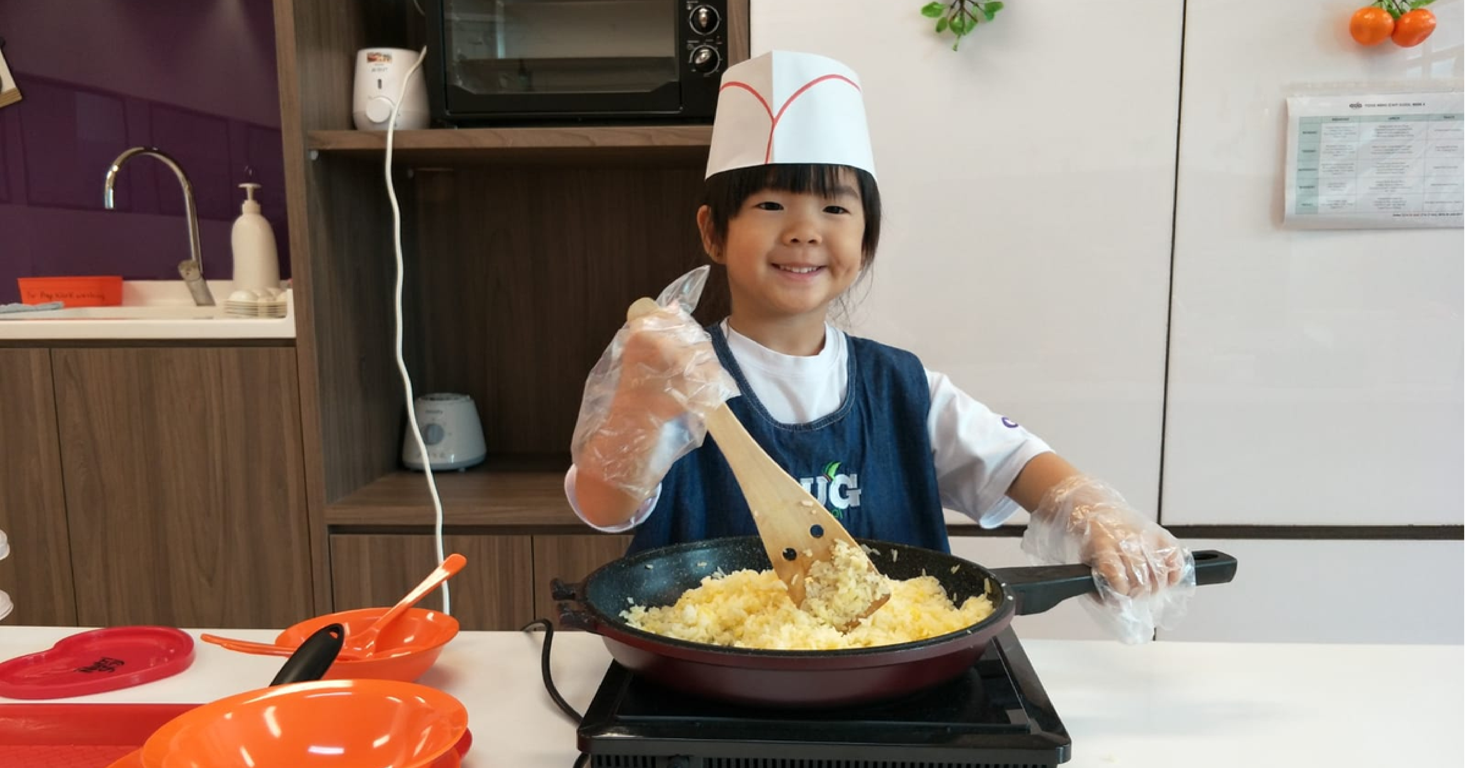 Cooking Up Fun & Much More With Your Kids