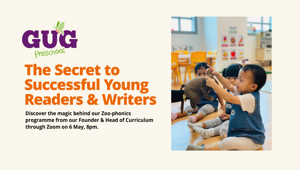 The Secret to Successful Young Readers & Writers