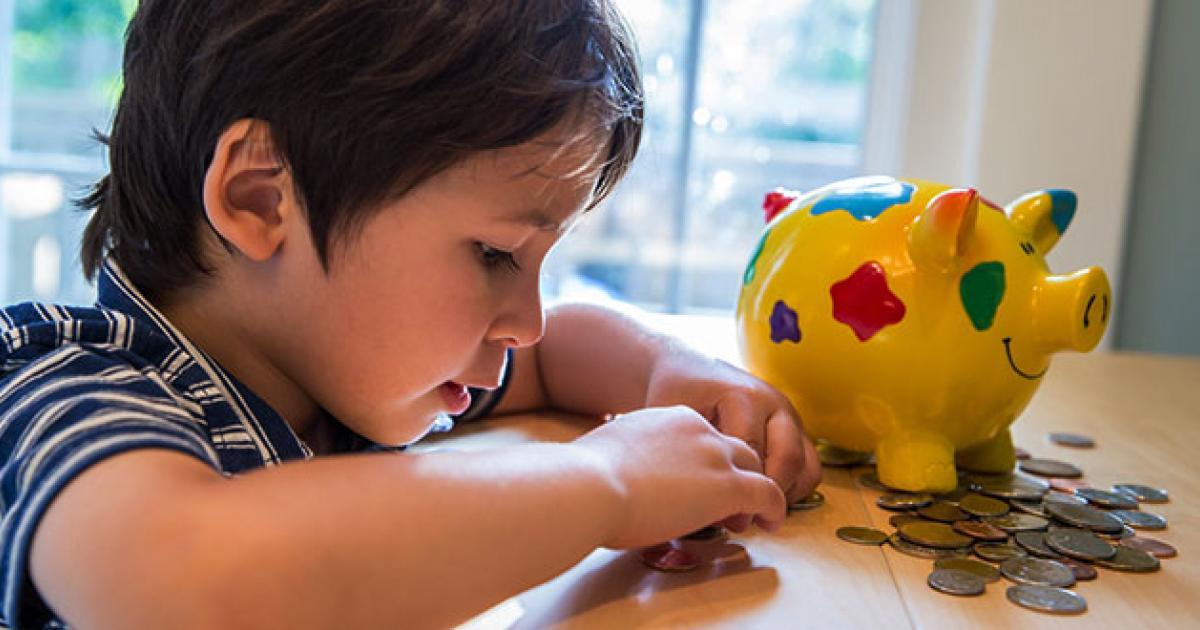 Teach Your Kids Good Money Habits